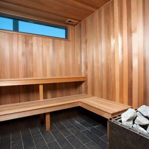 Sauna kelder - Kelders.nl