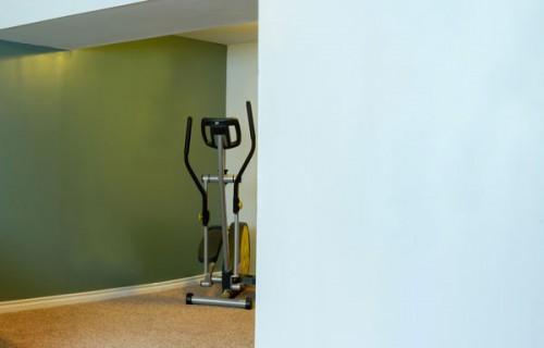 Fitness kelder - Kelders.nl